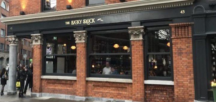 The Lucky Duck