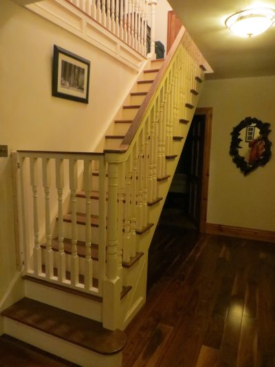 Stair Joinery